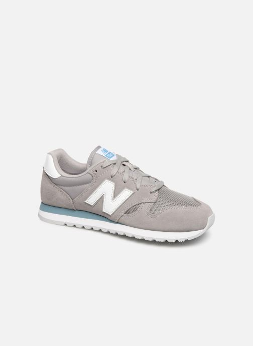 Trainers New Balance U520 Grey detailed view/ Pair view