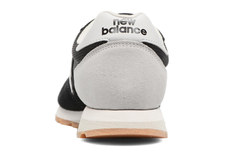 Sneakers New Balance U520 Zwart rechts