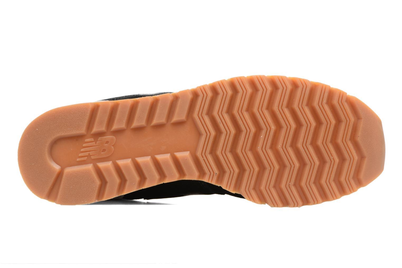 Sneakers New Balance U520 Zwart boven