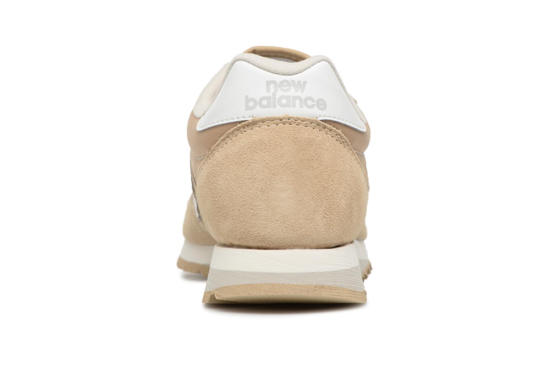 Sneakers New Balance U520 Beige rechts