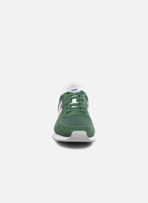 new balance u220 hombre verde