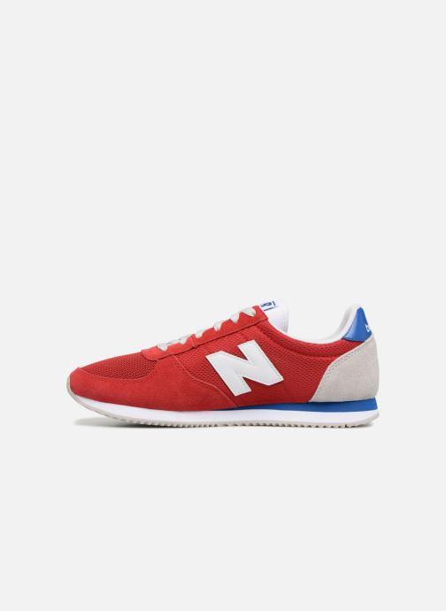 new balance u220 rouge femme