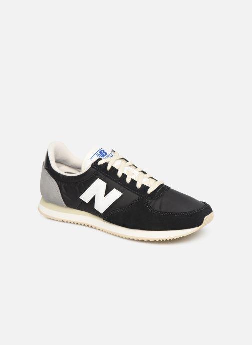 Sneaker New Balance U220 schwarz detaillierte ansicht/modell