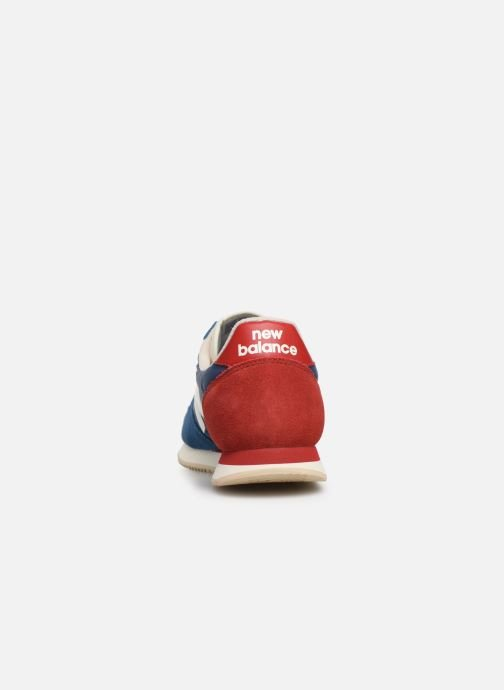 Trainers New Balance U220 Blue view from the right