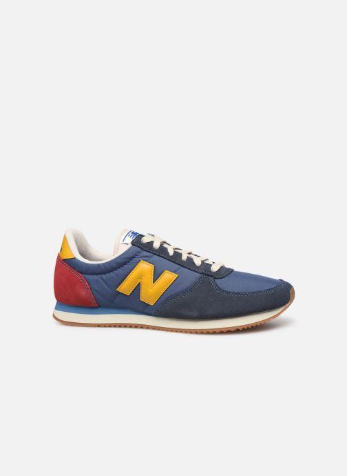 Sneaker New Balance U220 blau ansicht von hinten