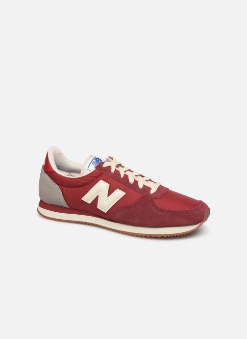 Sneakers New Balance U220 Rood detail