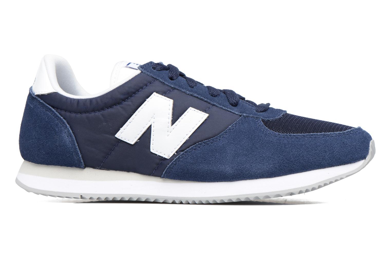 Sneakers New Balance U220 Azzurro immagine posteriore
