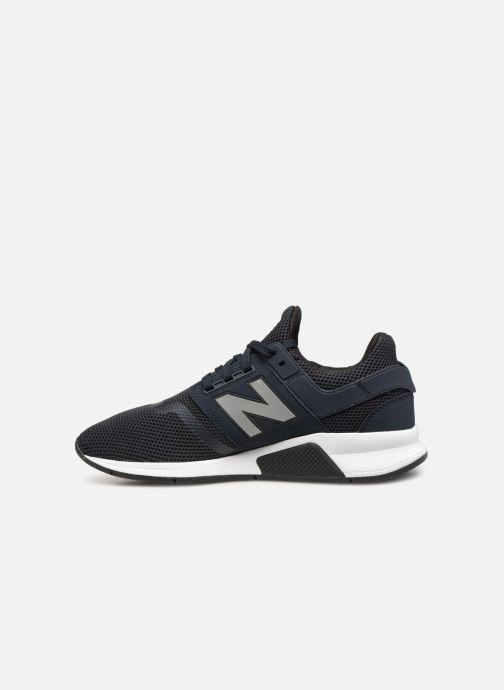 Baskets New Balance MRL247 Bleu vue face