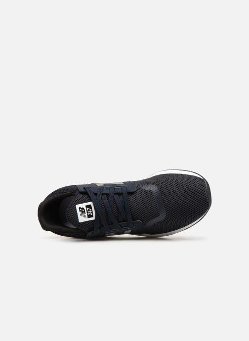 Sneaker New Balance MRL247 blau ansicht von links