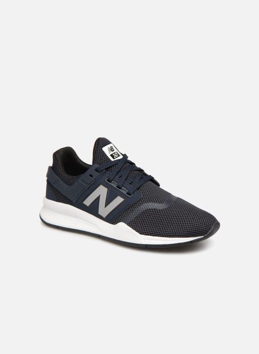 Sneakers New Balance MRL247 Blå detaljerad bild på paret