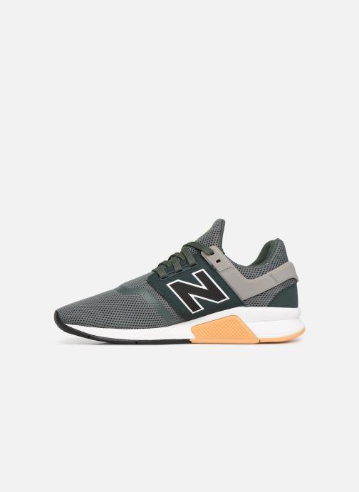 Sneaker New Balance MRL247 grün ansicht von vorne
