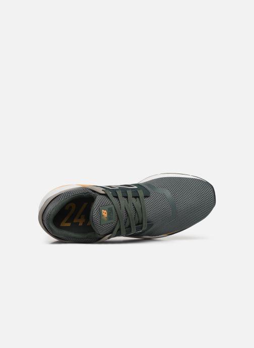 Sneaker New Balance MRL247 grün ansicht von links
