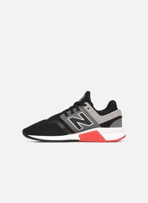 Sneaker New Balance MRL247 schwarz ansicht von vorne