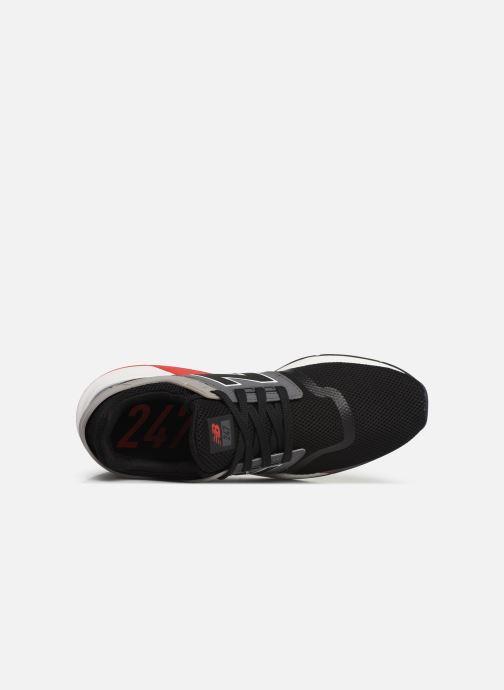 Sneaker New Balance MRL247 schwarz ansicht von links