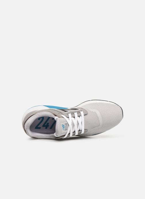 Trainers New Balance MRL247 Grey view from the left