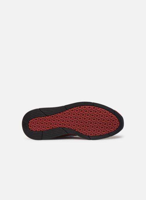 Baskets New Balance MRL247 Rouge vue haut