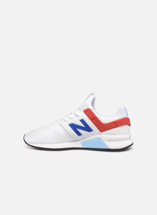 Sneaker New Balance MRL247 weiß ansicht von vorne