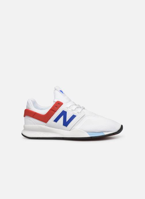 Sneaker New Balance MRL247 weiß ansicht von hinten