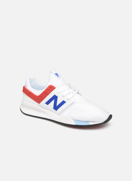 Trainers New Balance MRL247 White detailed view/ Pair view