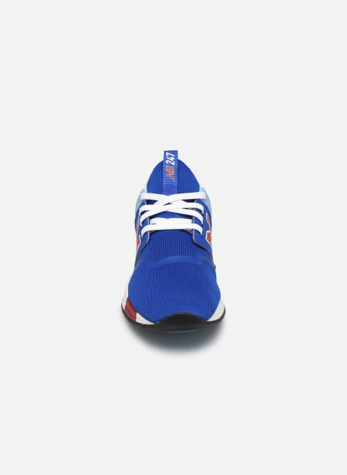 Trainers New Balance MRL247 Blue model view