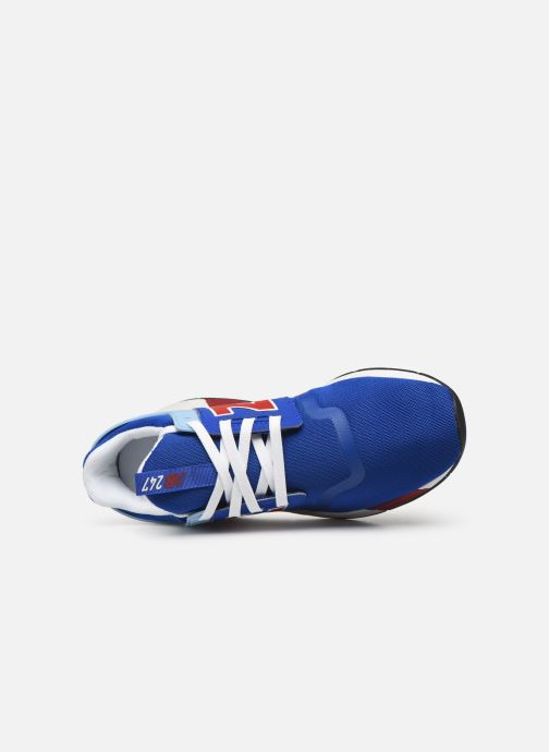 Trainers New Balance MRL247 Blue view from the left