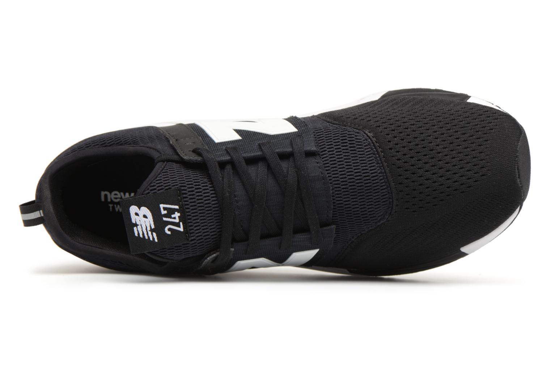 Baskets New Balance MRL247 Noir vue gauche