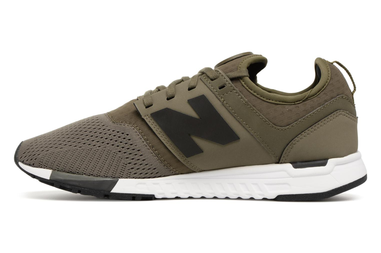 Baskets New Balance MRL247 Vert vue face