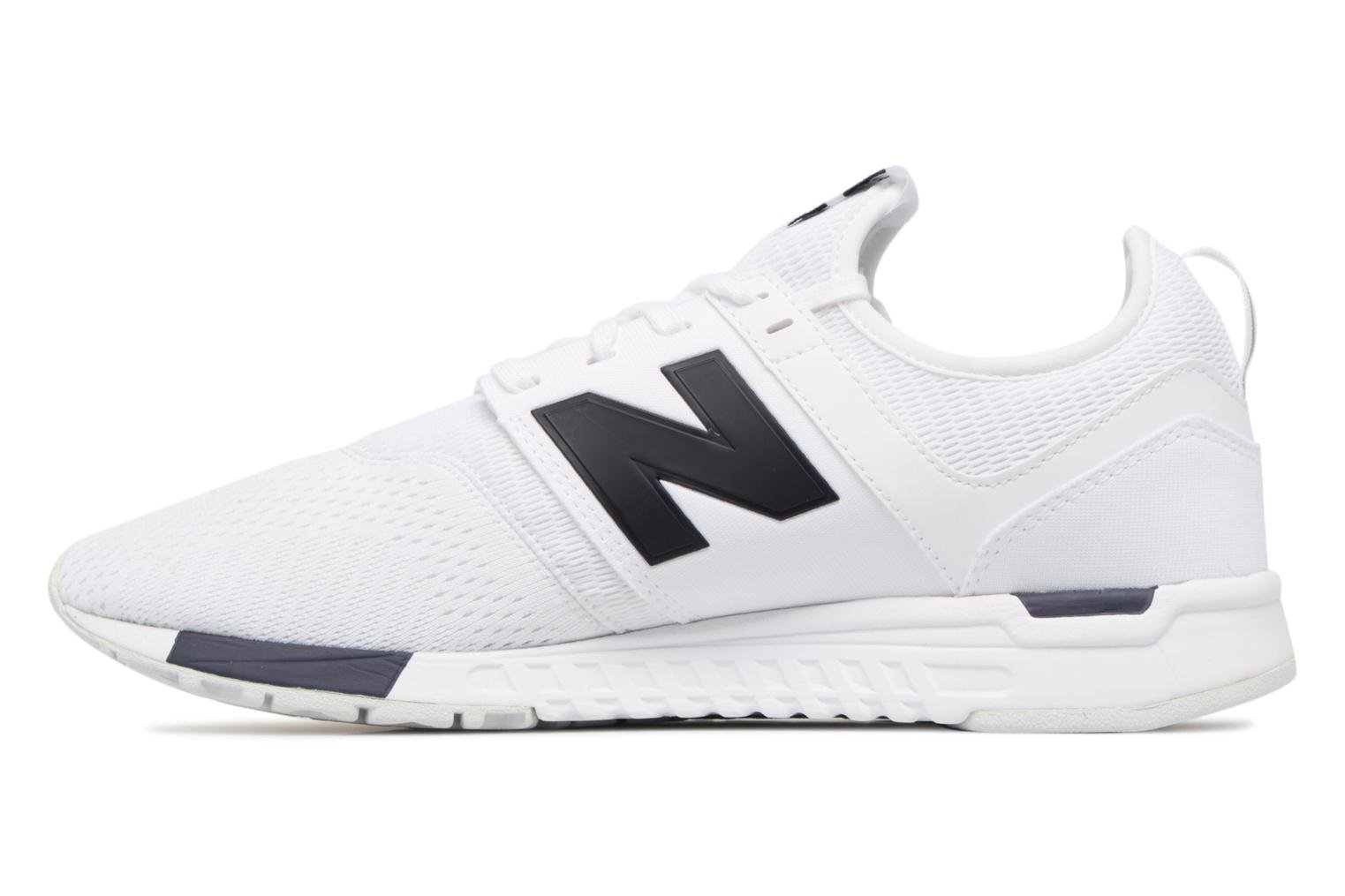 Baskets New Balance MRL247 Blanc vue face