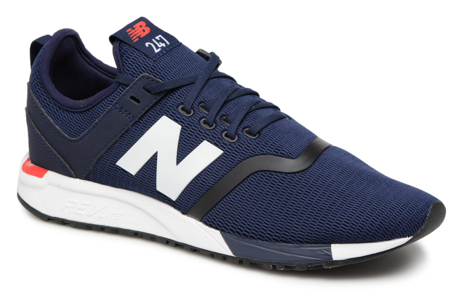 Sneakers New Balance MRL247 Blauw detail