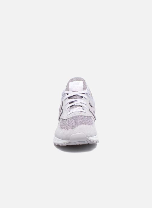 New Balance WS574 (Paars) Sneakers chez Sarenza (303521)