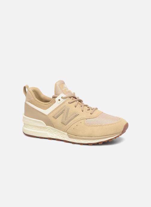 New Balance WS574 WS574 WS574 (Grigio) - scarpe da ginnastica chez   Prestazione eccellente  3541e3