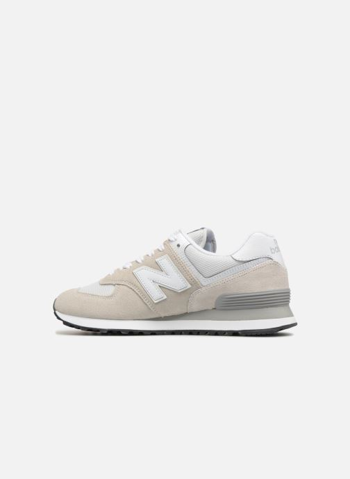 Trainers New Balance WS574 Beige front view