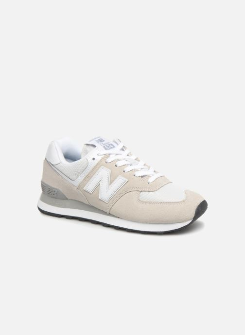 Trainers New Balance WS574 Beige detailed view/ Pair view