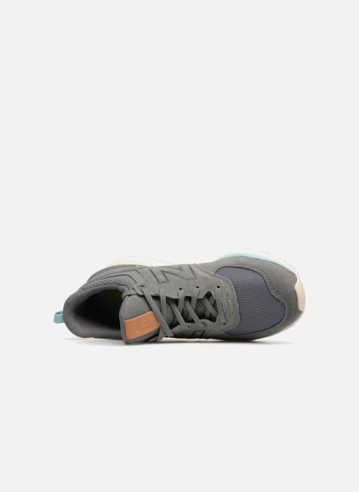 Trainers New Balance WS574 Grey view from the left