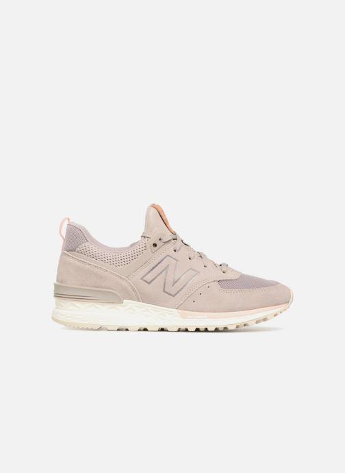 Sneakers New Balance WS574 Grigio immagine posteriore