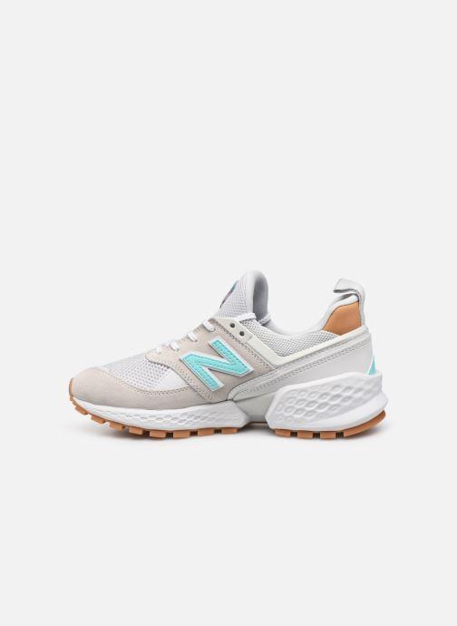 Sneakers New Balance WS574 Grijs voorkant