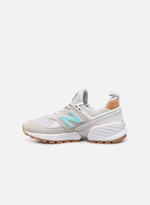 Baskets New Balance WS574 Gris vue face