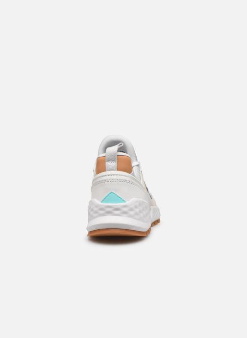 Sneakers New Balance WS574 Grå Se fra højre