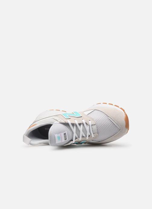 Sneakers New Balance WS574 Grijs links