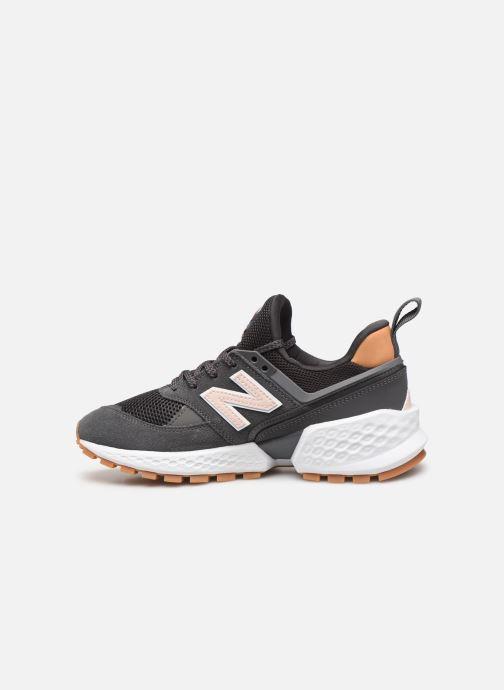 Sneakers New Balance WS574 Grigio immagine frontale