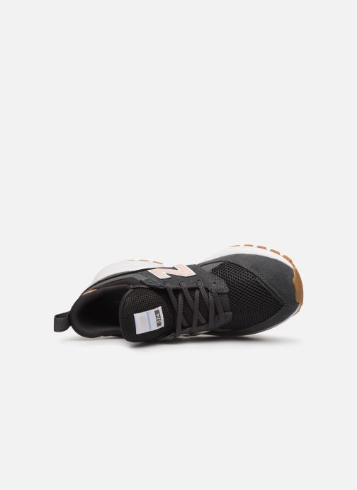 Sneakers New Balance WS574 Grigio immagine sinistra
