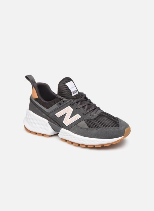 Sneakers New Balance WS574 Grå detaljeret billede af skoene