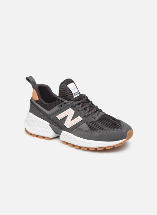 Trainers New Balance WS574 Grey detailed view/ Pair view