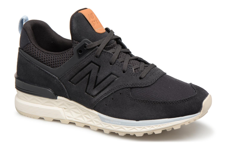 Nuevo (Negro) zapatos New Balance WS574 (Negro) Nuevo - Deportivas en Más cómodo d630e6