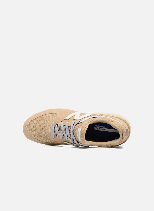 Sneakers New Balance MS574 Beige links