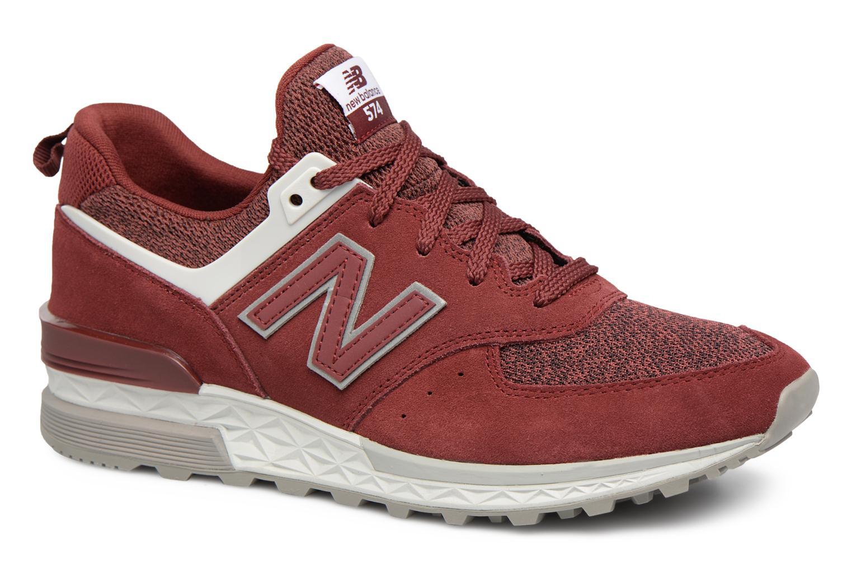 Sneakers New Balance MS574 Rosso vedi dettaglio/paio
