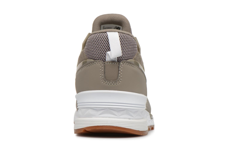 Sneakers New Balance MS574 Grijs rechts