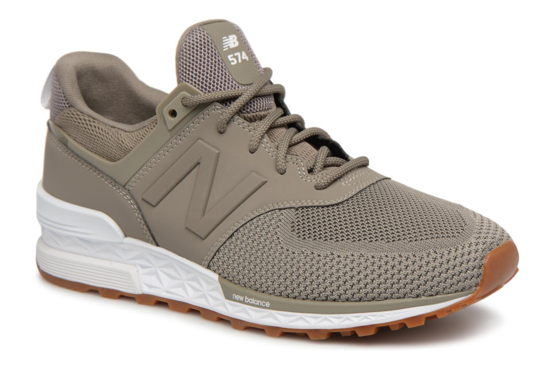 Sneakers New Balance MS574 Grijs detail