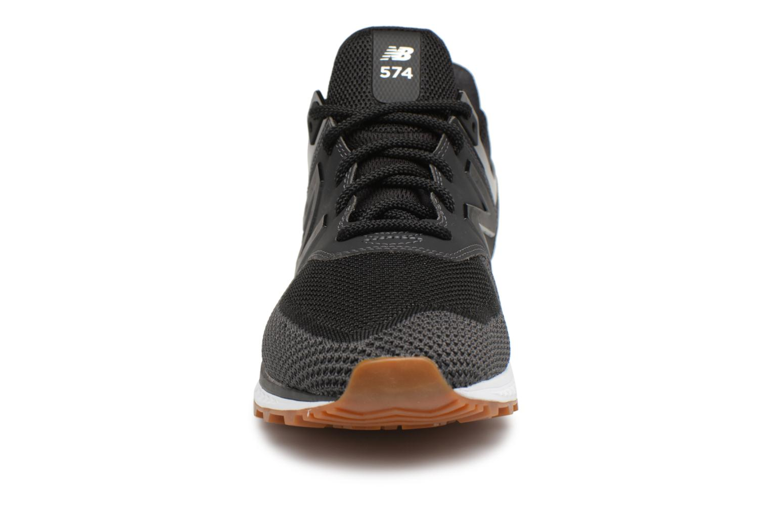Sneakers New Balance MS574 Zwart model