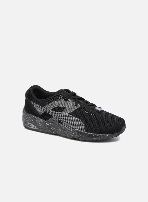 Puma Trinomic R698 Knit Speckle W (Noir) Baskets chez
